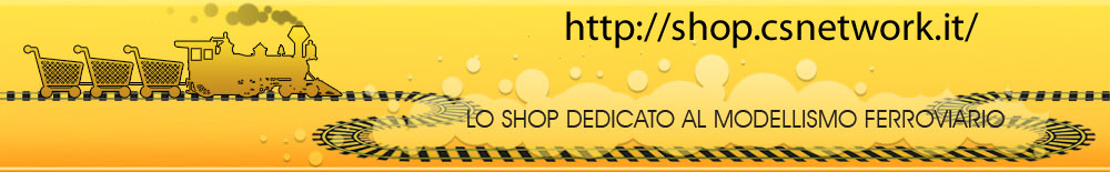 shop2.csnetwork.it Modellismo Ferroviario