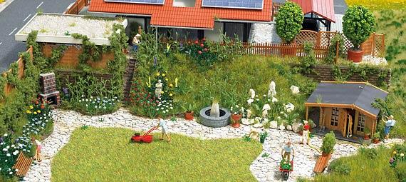 Csn busch 1226 accessori per giardini accessori case for Accessori arredo giardino