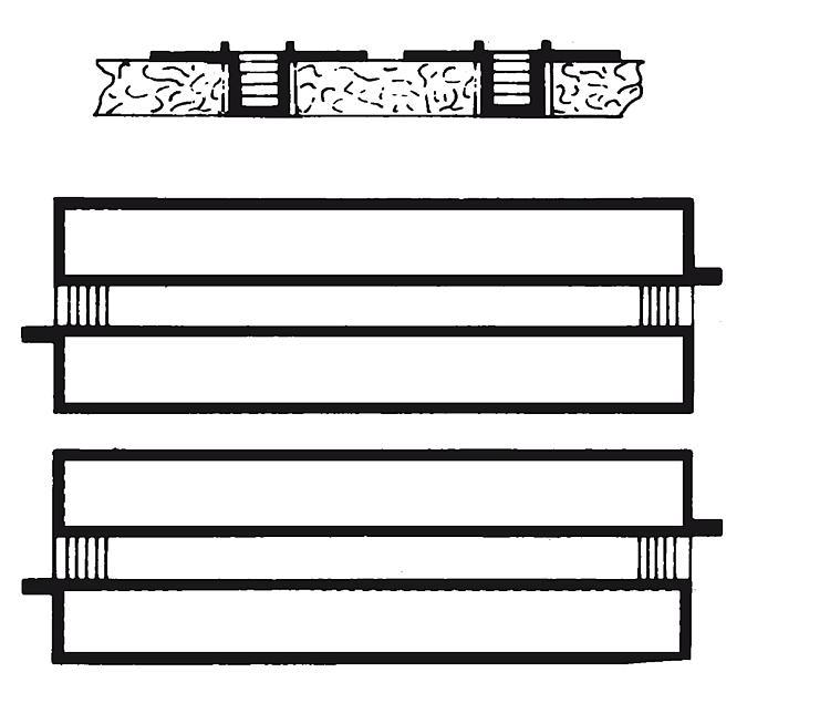 Csn faller 120136 2 fosse d 39 ispezione accessori binari for Schema fossa imhoff dwg