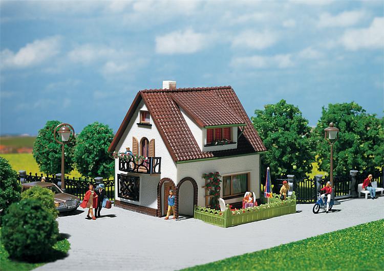 High Quality Casa Con Mansarda