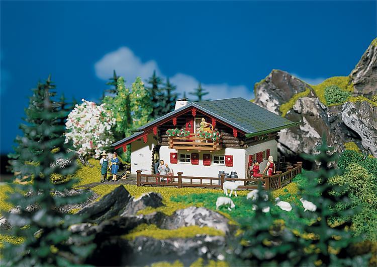 Csn faller 130287 casa di montagna case di montagna for Immagini di case di montagna