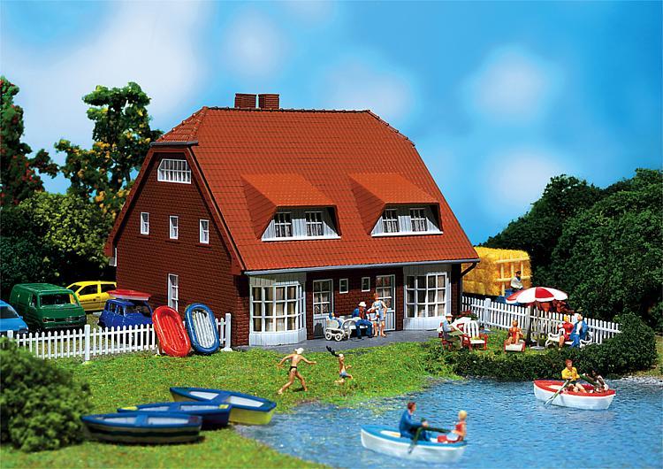 Csn faller 130310 casa bifamiliare del nord della germania case di paese - Casa in germania ...