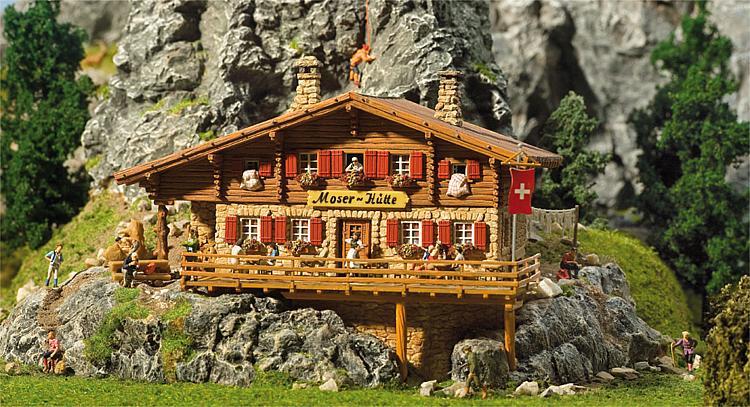 Csn faller 130329 rifugio di alta montagna rifugio moser case di montagna - Berghut foto ...