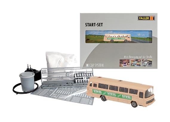 Car System StartSet VIVIL Bus