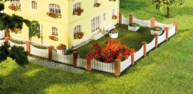 Csn faller 180429 recinzione per giardino 385 mm - Recinti per giardini ...