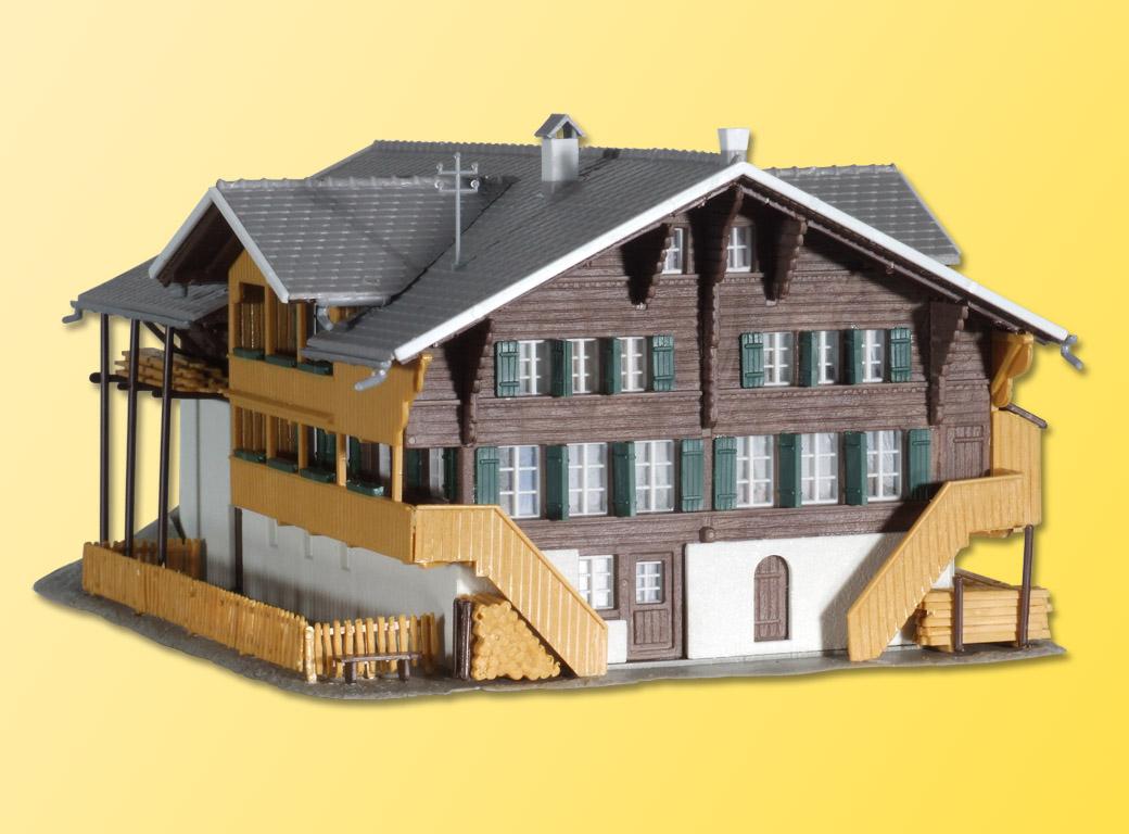 Csn kibri 38807 casa di montagna edifici residenziali for Casa di artigiani di montagna