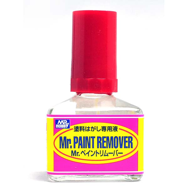 PAINT REMOVER 40ml Decolorante