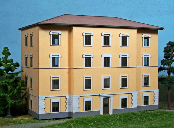 Csn mkb h0 513 casa 4 piani stile italiano case varie for 2 piani di casa in stile cottage