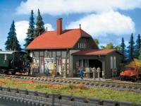 VOLLMER 43505 h0 stazione ferroviaria WALDBRONN