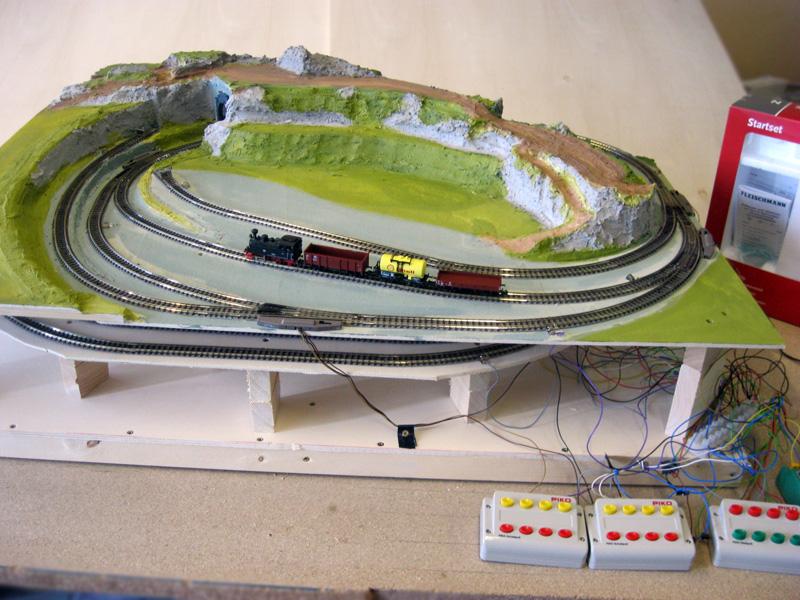 Schemi Elettrici Per Modellismo Ferroviario : Csn automaz analogici modellismo ferroviario