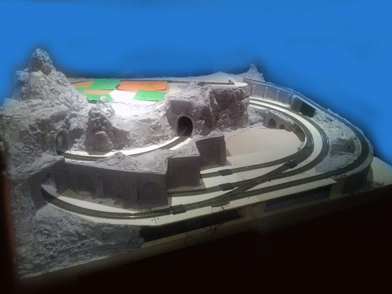 Schemi Elettrici Per Modellismo Ferroviario : Plastico ferroviario wikipedia