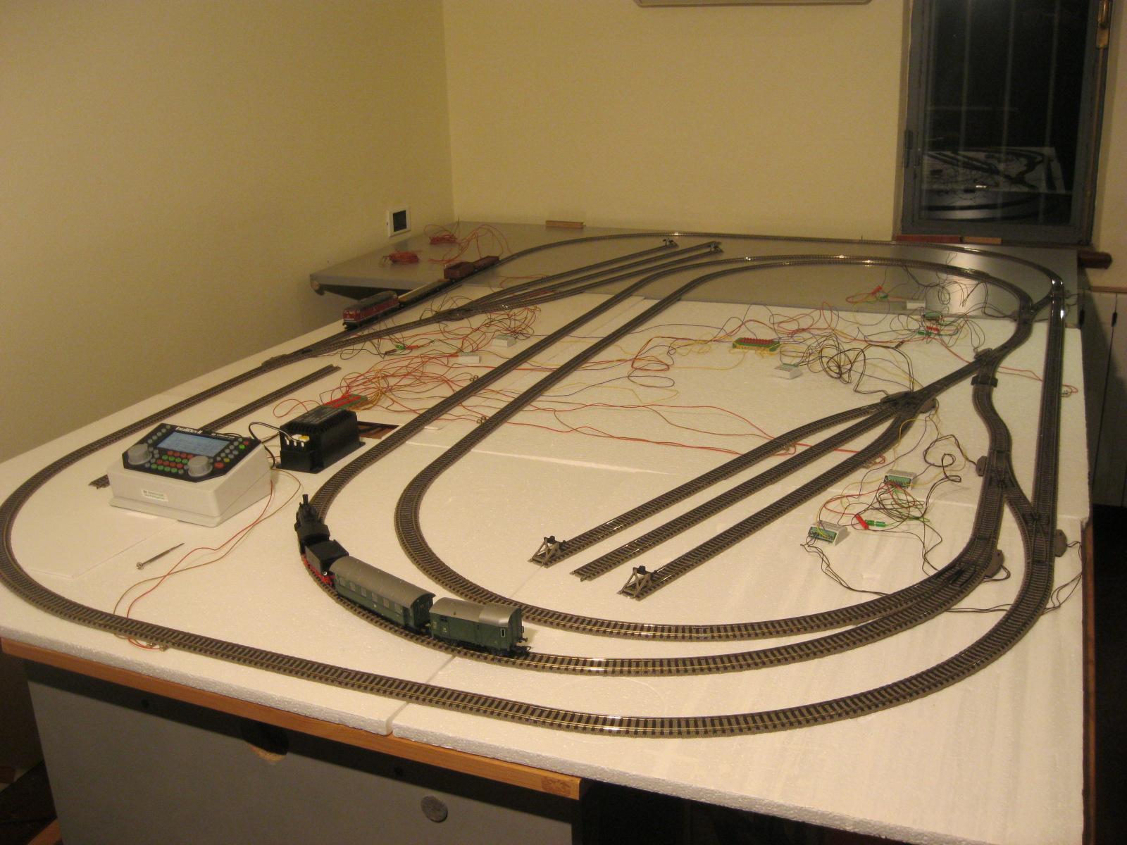 Schemi Elettrici Per Trenini : Schemi elettrici per modellismo ferroviario principi di
